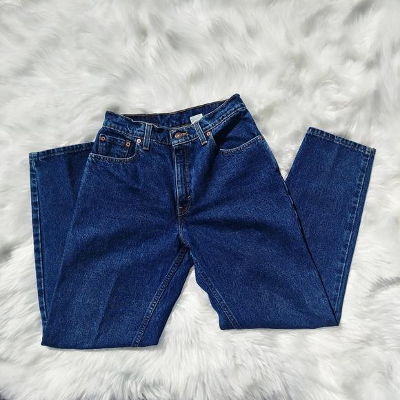 Levi's Other - Levi's 550 Dark Blue Jeans